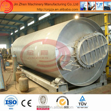 Waste Plastic Recycling Equipment with safety and no pollution