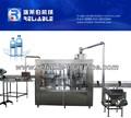 Monoblock de la máquina de embotellado de agua para, aguamineral, agua purificada
