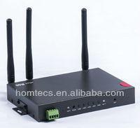 H50series Wireless Industrial GSM/WCDMA/CDMA dual sim card 4lan router