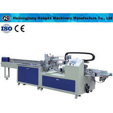 Automatic Napkin Paper /Facial Tissue Soft Packing Machine paper machinery series new condition