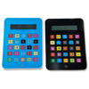 Colorful Memo Pad Calculator, Stationery Set, Different Buttons