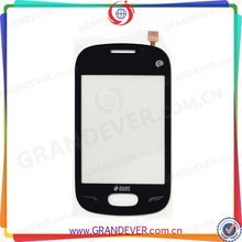 Mobile Phone spare parts glass Digitizer LCD Touch Screen For Samsung rex70 3802