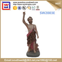 custom Jesus figure toys wholesale and resin holy jesus figurines and jesus statues for sale