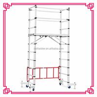 scaffolding models with EN131 SGS