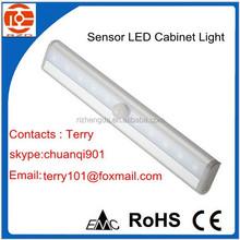 mini portable led light with sensor battery led motion sensor led cabinet light