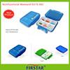 Portable survival pillbox military