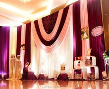 High quality wedding backdrops for wedding decoration from china factory