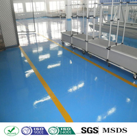 Factory & Lab Waterproof Floor Coating