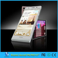 Android Smart Mobile Phone P6 S 3G Smartphone 4.7inch Quad Core 1280*720