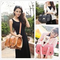 Hot Selling Fashion Design Foldable Pet Dog Carrier /Pet Bag