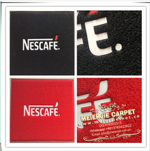 wholesale custom logo door mat ,anti-slip mat for brands,promotion