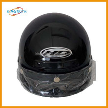 Shell injected ABS scooter chinese german style motorcycle helmet