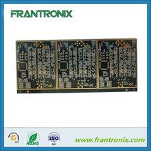 Frantronix 1.6mm black solder mask Aluminum material PCB