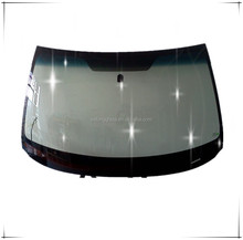 auto safety glass/car front price /car windshield dimension