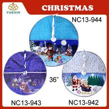 Christmas top sell santa tree skirt