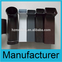 2015 Hotsale india 5 Inch pvc gutter best quality supplier