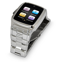 Latest wrist phone watch ,Pedometer and calories ,sync calls,SMS,skype,whatsapp messages