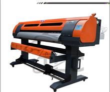 Bannerjet BJ-67S dx7 printhead professional large format digital printing machine 1440 dpi