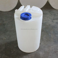 LLDPE dosing tank for chemicals storage with different sizes