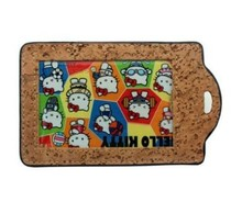 Eco-friendly Cork Work Card ID Badge Card Case Holder