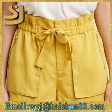 Aeropostale wholesale summer womens casual shorts