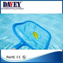 Hot selling Standard leaf rake for swimming pool /pastic leaf rake