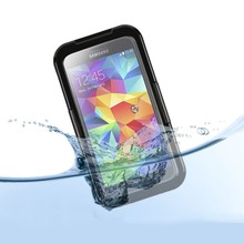 8 Meters Waterproof Mudproof Water Resistent Shockproof Touch Screen Case for Samsung Galaxy S5