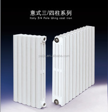 Beautiful surface and special design for Itly 3/4 pole wing cast iron pioneer radiator