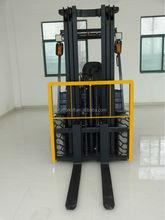 Fácil operar e automático gasolina forklift truck 3.5 ton em bom estado