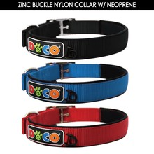 Best Seller Custom Neoprene Buckle Dog Collar