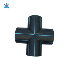 HDPE welded cross