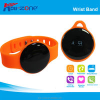 Top Selling Bluetooth Smart Wristband Bracelet 2015 Smart Bracelet Health Sleep Monitoring