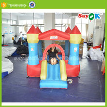inflatable jumping baby nemo bouncer rocker for promotional