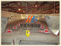 Poultry house whole feeding system / drinkeing system / cooling system