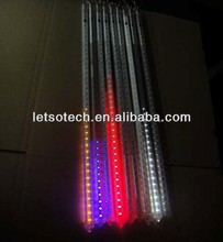 Rgb Popular Led Meteor Light 800mm, High Quality Meteor Lights