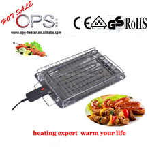 MBQ-003 electric fish barbecue grill smoker for sale
