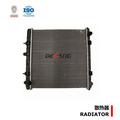 radiador auto fabricante PA66-GF30 para VAUXHALL CORSA II/OPELCORSA C(00-) (DL-B532)