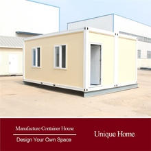 efficient prefabricated frame beautiful lovely villa house