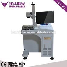 Ml-20 20 W fibra portátil máquina de grabado láser