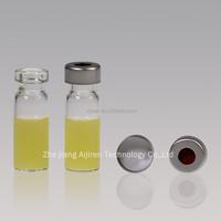 china sale GC vial 1.5ml clear vials