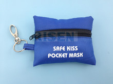 OEM Breathing cpr mask with gloves