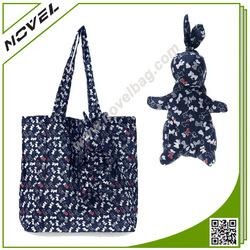 Wholesale Bag Reusable Shopping Bags Folding Nylon