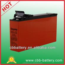 Koyama 12V UPS battery 150 ah for telecommunication system