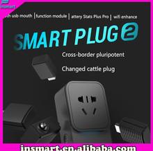 Remote control smart home wall socket WIFI plug wifi socket
