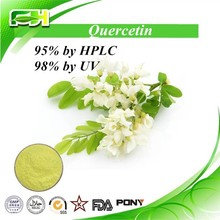 2015 Hot Sale Herb Extract 95% Quercetin by HPLC & 98% Quercetin by UV