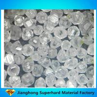 Large Size HPHT Rough White Diamond CVD Synthetic Diamond