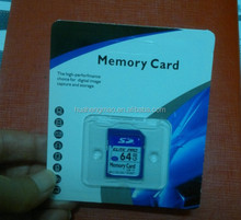 factory price oem logo big size type sd card 64gb 32gb 16gb C10 by Paypal blister digital camera flash memory sd card wholesale