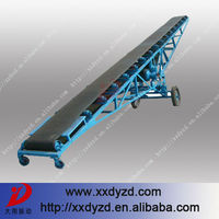 Deft designed trough belt conveyor
