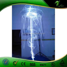 New China Fashion Custom Product Inflatable jellyfish light /inflatable decorating jellyfish balloon for party decorations