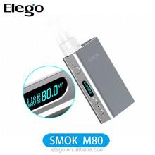 Temperature Control Smoktech Xpro M80 Plus 80watt Box Mod 4400mah Wholesale From Elego